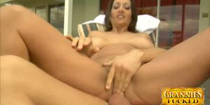 Persia Monir On Top And Jizzed On