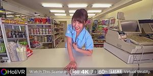 HoliVR _ The best Creampie and Squirt VR at CVS