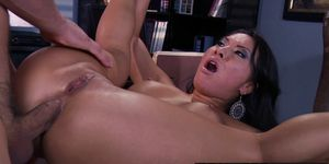 Big Tits at School - Dirty again Asa Akira gets fucked by her professor - Brazzers