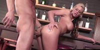 Blonde Milf Takes It Up The