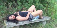 Indian amateur Kikis public nudity
