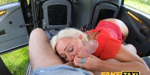 Fake Taxi - Mature British Ellen\'s ass fucked in cab