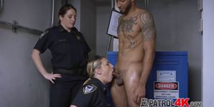Big breast MILFs are looking for black cocks on the streets