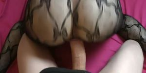 Girlfriend Fucked In Body Stocking
