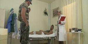 Daria bisex army nurse 6