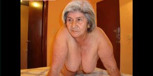 HelloGrannY Latin Homemade Pictures Compilation