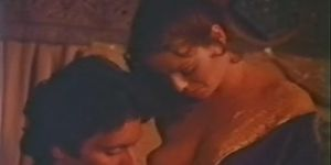 Annette Haven & John Leslie