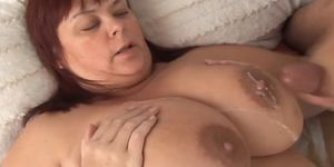 Mature sexy busty porn - Beautiful busty mature bbw in sexy stockings