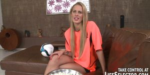 Porn star sex stories - Stories about the sex adventures of a soccer star
