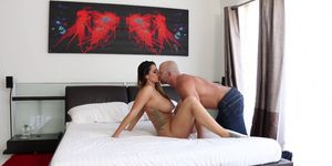Alison Tyler takes some good dick