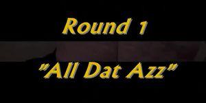 addicted 2 azz: MONSTER SIZED ASSJOB BATTLE !!!