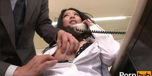 Shinnyu shain no Oshigoto Vol 14 - Scene 2