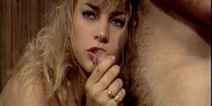 Samantha strong - beautiful retro pornstar sex scene