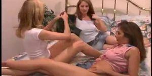 hott ass licking threesomes