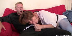 Boozed mature woman is picked up for sex
