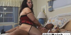 The sexiest BBW Babes get fucked hard