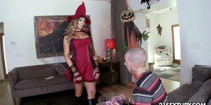 Halloween surprise...