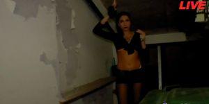 British milf strapon fucking russian hooker Porn Videos