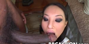 Asa Akira violently fucked by BBC Porn Videos