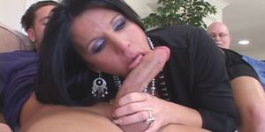 Cougar Ravishes A Younger Mans Cock