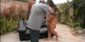 Girls naked in yoga pants