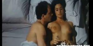 Celeb monica bellucci exposing her big bare breasts in foreign fi