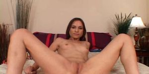 Amber Rayne Exploding Solo Action