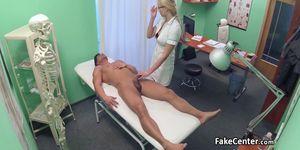Perverted nurse fucks her patient Porn Videos