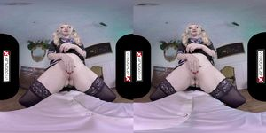 VR Fucking With Schoolgirl Misha Cross on VRCosplayXcom