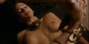 Krista Allen Nude The Haunted Sea 1997