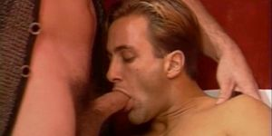Músculo Hunky hombres Blowjobs