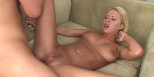 MomsWithBoys - MILF Riley Evans Anal Fucking With Husband