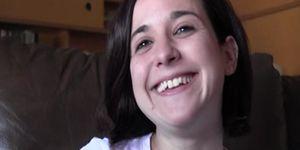 Torbe -Mi primera vez- Sara Moreno teen amateur 18yo