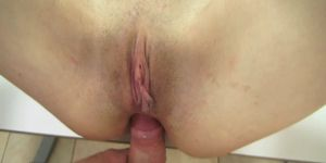 First ANAL session Adela (3410)