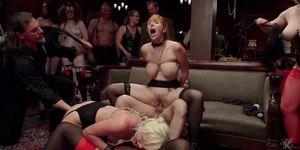 Fucking Folsom Orgy Madness Porn Videos