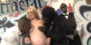 Pregnant Gangbang With Hydii May