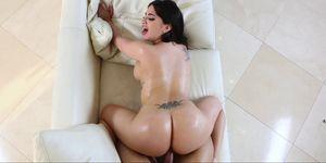 TeenCurves - Fat Ass Cuban Chick Fucked Hard