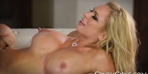 Big tit Briana Banks worked out by a big hard cock