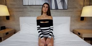21 Years old Fucked on Bed