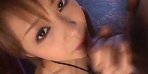 Sakurako Japanese doll gives an amazing part6