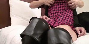 kana in boots