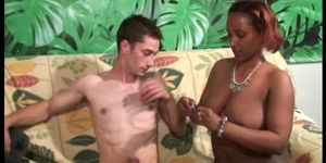 french african double penetration Porn Videos