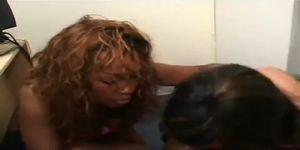 Angel Eyes & Sydnee Capri