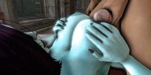 Soria Dark Elf 3D