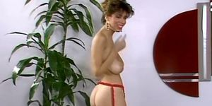 Christy Canyon & Ron Jeremy - WPINK-TV: Its Red Hot!!