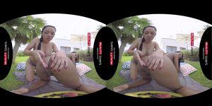 RealityLovers VR - Latina and Ebony Lesbians - Reality Lovers
