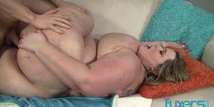 Joven Big Tit BBW Mandy Majestic