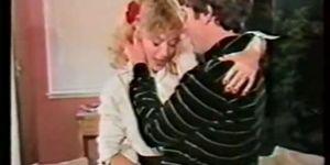 Nina Hartley first anal scene