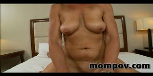 40 + mature sex freak banged out