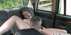 Eurobabe fucked by nasty fraud driver Porn Videos